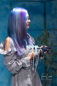 kleuren - blauw
